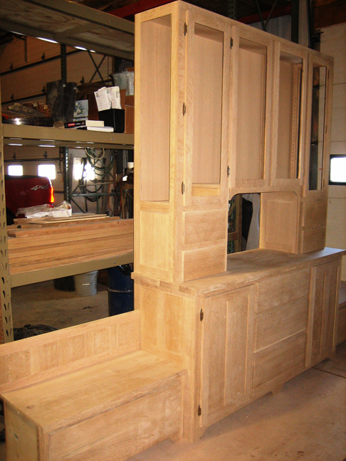 Stern trees custom cabinetry cabinets for Custom wood cabinets
